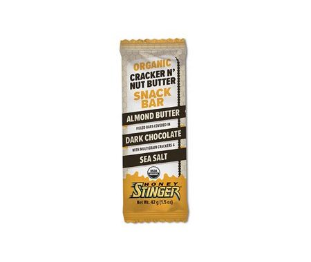 Buy (1) Get (1) Free Honey Stinger Snack Bar Coupon