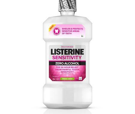 Save $1.00 off (1) Listerine Sensitivity Printable Coupon