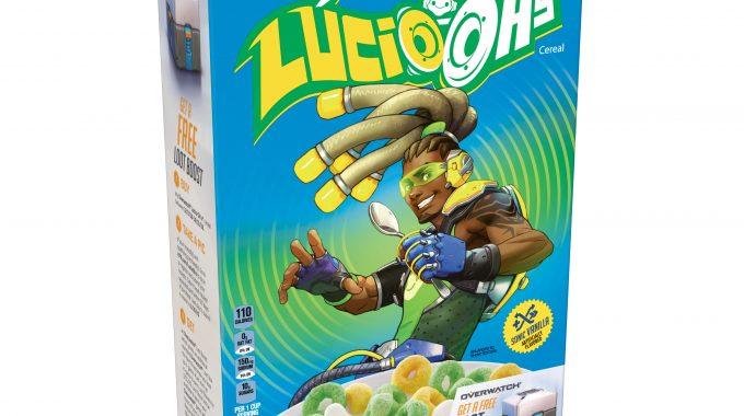 Save $0.50 off (1) Kellogg's Lucio Oh's Printable Coupon