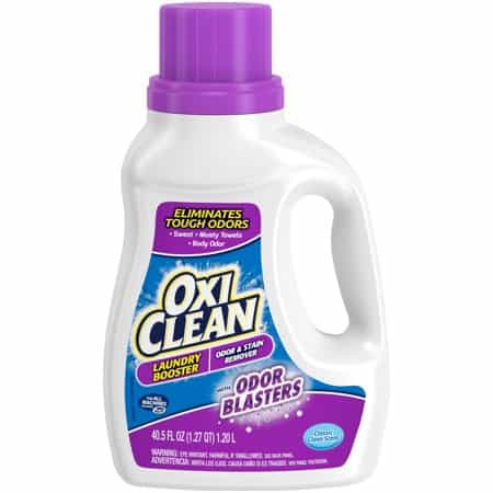 image about Oxiclean Printable Coupon titled Help you save $1.00 off (1) Oxiclean Smell Blaster Printable Coupon