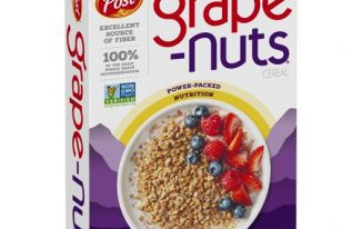 Save $1.00 off (2) Post Grape-Nuts Cereal Printable Coupon