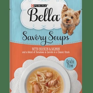 Save $2.00 off (1) Purina Bella Savory Soups Printable Coupon