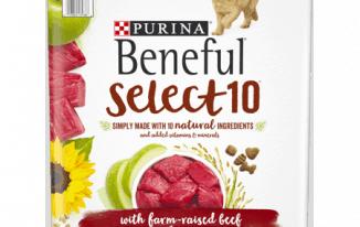 Save $3.00 off (1) Purina Beneful Select 10 Dog Food Printable Coupon