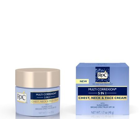 Save $3.00 off (1) ROC Facial Cream Printable Coupon