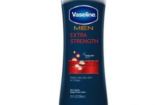 Save $0.50 off (1) Vaseline Men Body Lotion Printable Coupon