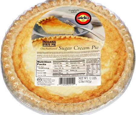 Save $0.50 off any (1) Wick's Pies Printable Coupon