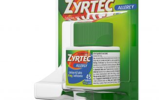 Save $4.00 off (1) Adult Zyrtec 24-45CT Printable Coupon
