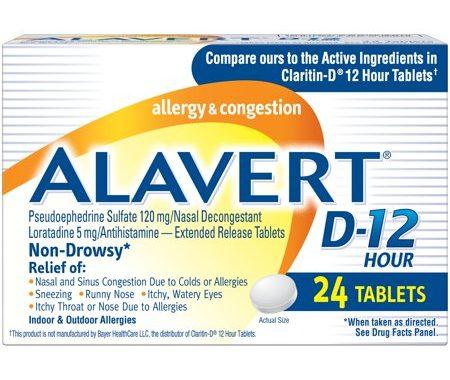 Save $2.00 off (1) Alavert Non Drowsy Printable Coupon