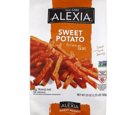 Save $1.00 off (1) Alexia Sweet Potato Fries Printable Coupon