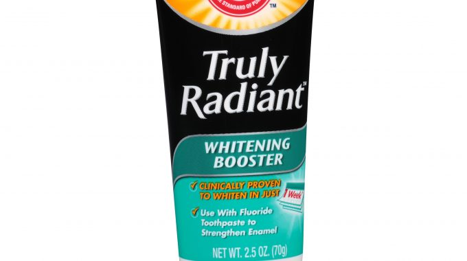 Save $1.00 off (2) Arm & Hammer Whitening Booster Printable Coupon