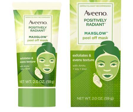 Save $2.00 off (1) Aveeno Peel Off Mask Printable Coupon