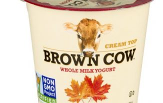 Save $0.50 off (1) Brown Cow Yogurt Printable Coupon