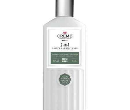 Save $1.00 off (1) Cremo Shampoo & Conditioner Printable Coupon