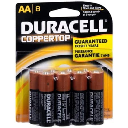 photo regarding Duracell Battery Coupons Printable known as Conserve $1.00 off (1) Duracell Coppertop Printable Coupon