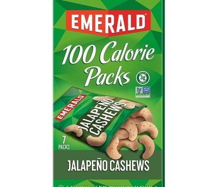 Save $2.00 off (2) Emerald Nuts 100 Calorie Pack Printable Coupon