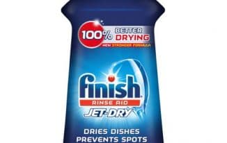 Save $0.85 off (1) Finish Jet Dry Printable Coupon