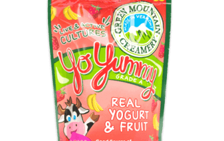 Save $0.50 off (1) Green Mountain Creamery Yo Yummy Printable Coupon