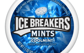 Save $2.00 off (1) Ice Breakers Mints Printable Coupon