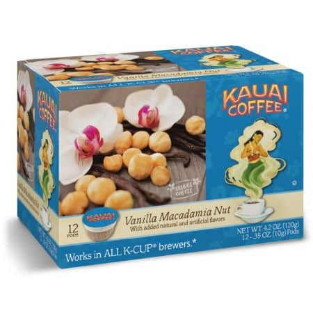 picture relating to K Cup Coupons Printable identified as Help you save $2.00 off (1) Kauai Espresso K-Cups Printable Coupon