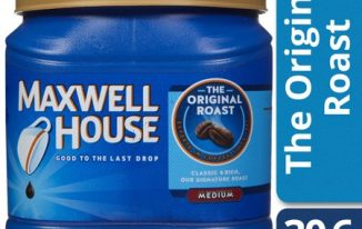 Save $1.00 off (1) Maxwell House Original Roast Coffee Coupon
