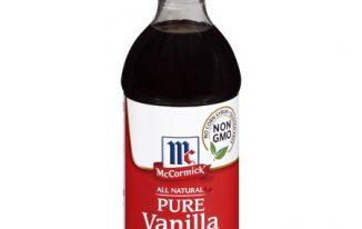 Save $2.00 off (1) McCormick Pure Vanilla Printable Coupon