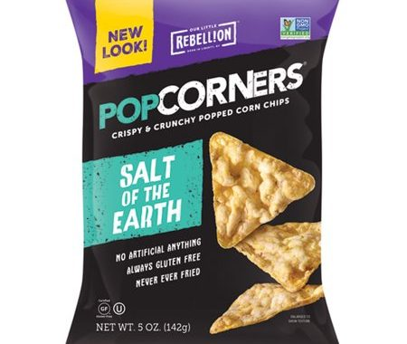 Save $1.25 off (1) Our Little Rebellion PopCorners Printable Coupon