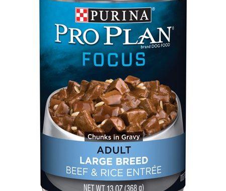 Save $4.00 off (15) Purina Pro Plan Wet Dog Food Printable Coupon