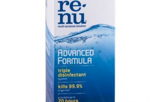 Save $3.00 off (1) Renu Solution Advanced Formula Printable Coupon
