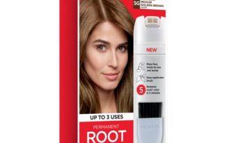 Save $3.00 off (1) Revlon Root Erase Printable Coupon