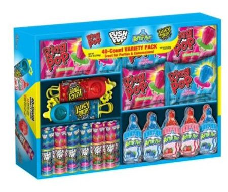 Save $3.00 off (1) Ring Pop Candy Pack Printable Coupon
