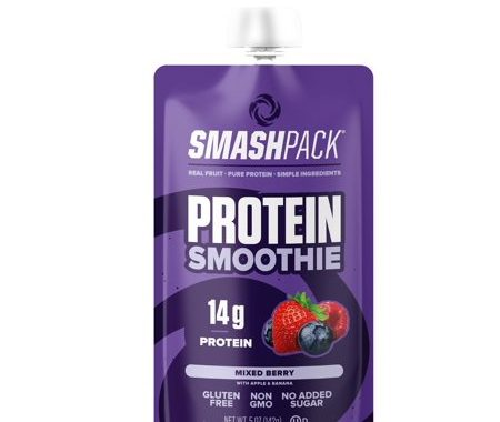 Save $1.00 off (1) Smashpack Protein Shake Printable Coupon