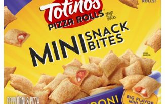 Save $0.75 off (1) Totino's Mini Snack Bites Printable Coupon