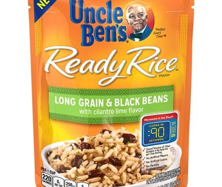 Save $1.00 off (4) Uncle Ben's Long Grain & Black Beans Coupon