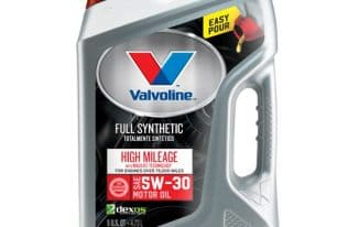 Save $8.00 off (2) Valvoline Full Synthetic High Mileage Printable Coupon