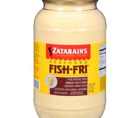 Save $1.00 off (1) Zatarain's Seasoned Fish-Fri Printable Coupon