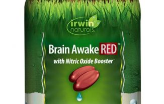 Save $2.00 off (1) Irwin Naturals Brain Awake Red Printable Coupon