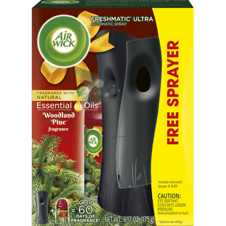 image relating to Airwick Printable Coupons titled Conserve $3.00 off (1) Air Wick Freshmatic Novice Package Printable