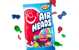 Save $0.50 off (1) Bag of Airheads Gummies Coupon