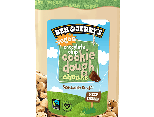 Save $1.50 off (1) Ben & Jerry's Cookie Dough Chunks Printable Coupon