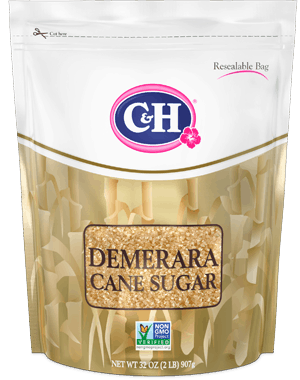 Save $0.50 off (1) C&H Demerara Cane Sugar Printable Coupon
