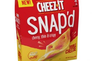 Save $0.75 off (1) Cheez It Snap'd Snacks Printable Coupon