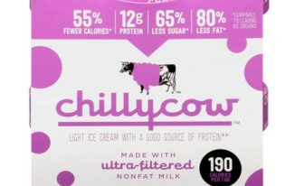Save $1.00 off (1) Chilly Cow Light Ice Cream (2-Pack) Coupon
