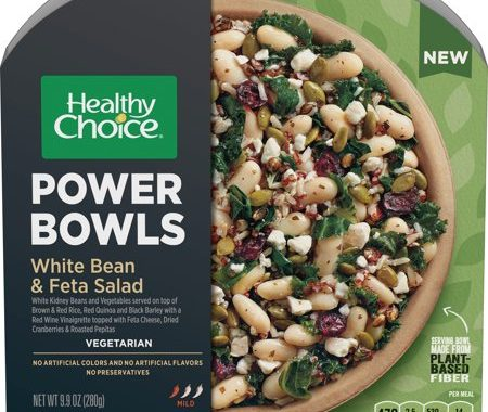 Save $1.00 off (2) Healthy Choice Power Bowls Coupons