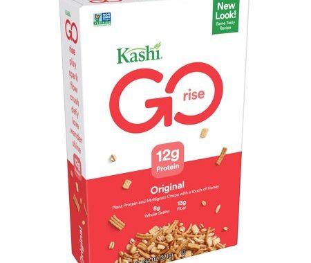 Save $0.50 off (1) Kashi Go Cereal Printable Coupon