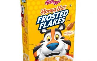 Save $0.50 off (1) Kellogg's Honey Nut Frosted Flakes Coupon