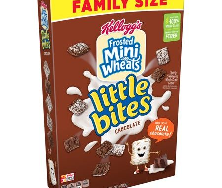 Save $1.00 off (2) Kellogg's Little Bites Cereal Coupon