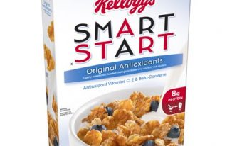 Save $1.00 off (2) Kellogg's Smart Start Cereal Coupon