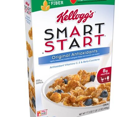 Save $1.00 off (2) Kellogg's Smart Start Cereal Coupon