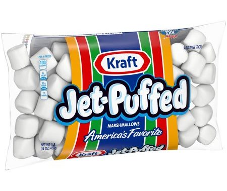 Save $0.25 off (1) Kraft Jet-Puffed Marshmallows Printable Coupon
