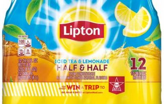 Save $2.00 off (2) Lipton Iced Tea (12-Packs) Printable Coupon